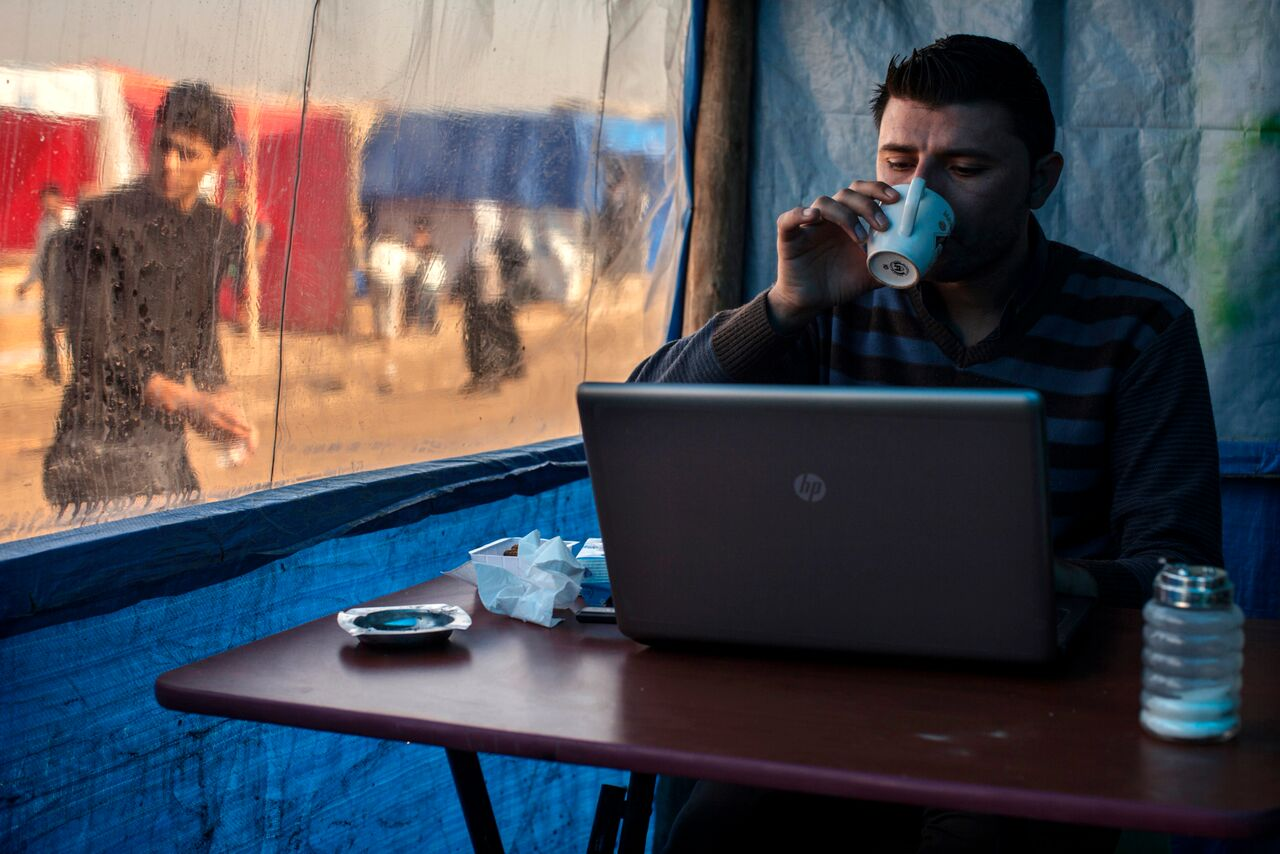 Project Manager in a Refugee Camp